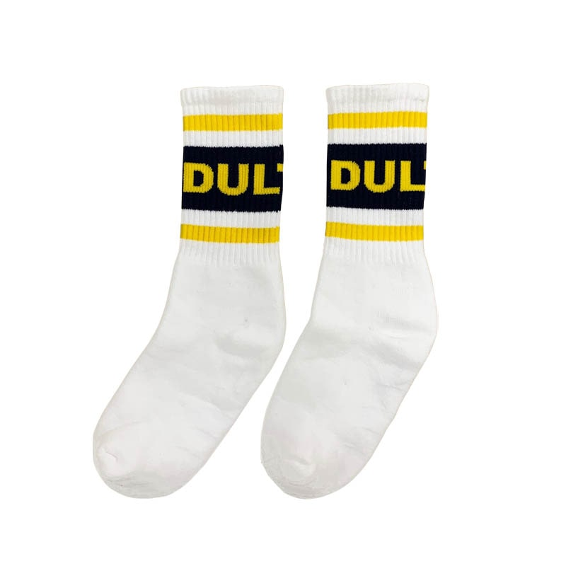 CREW SOCKS 2019 WHITE