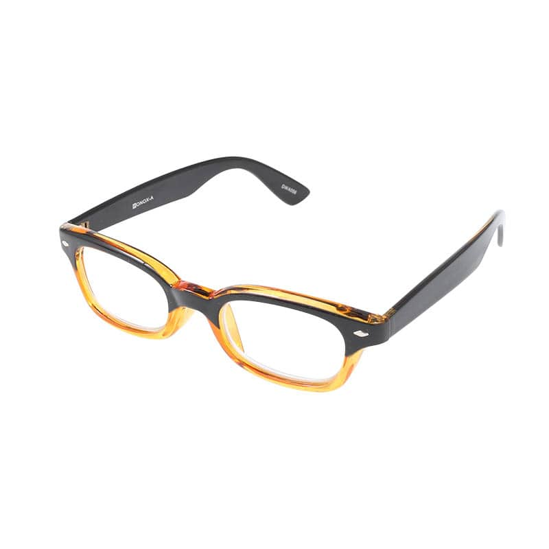 READING GLASSES BK/BR 1.0