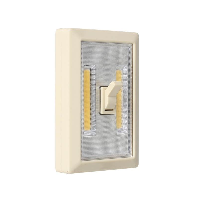 L.E.D TOGGLE SWITCH LIGHT BEIGE