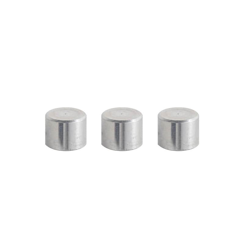 ALUMINUM COLUMN MAGNET SET OF 3