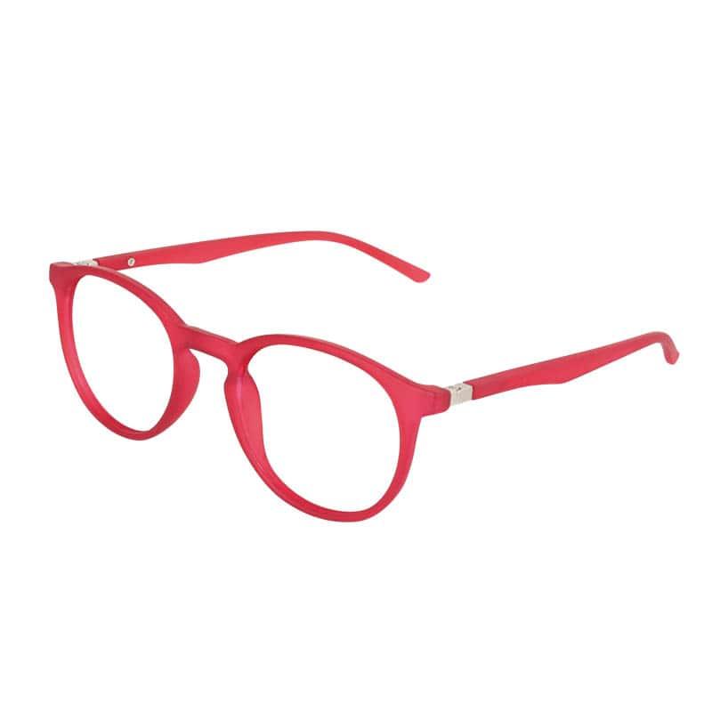READING GLASSES RED