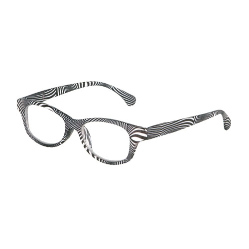 PC GLASSES ZEBRA