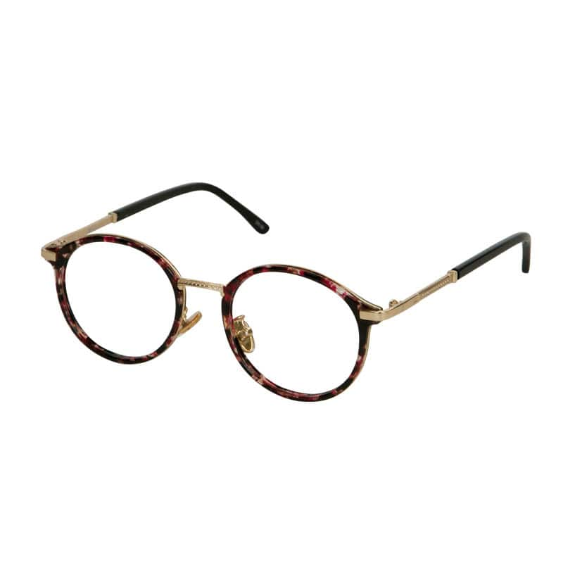 READING GLASSES RED_M.GOLD