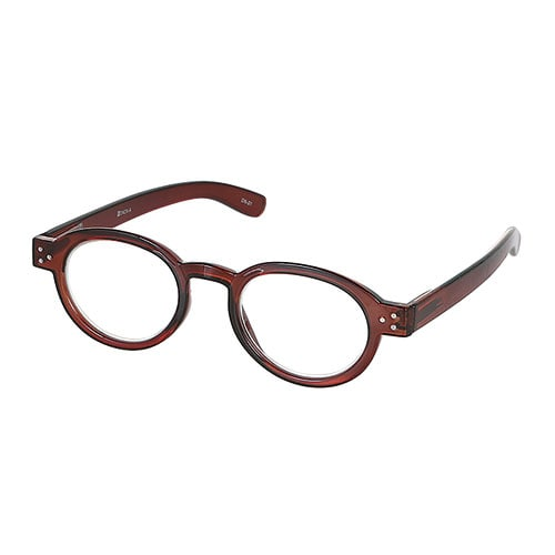 READING GLASSES BROWN